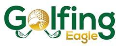 GolfingEagle.com Logo
