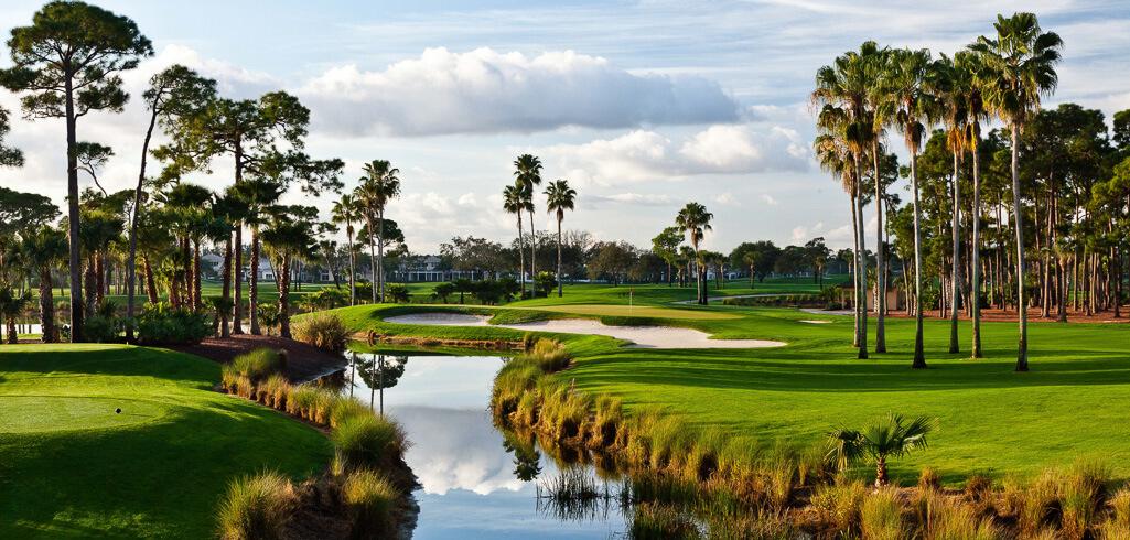 Champion Course at PGA National Resort Spa